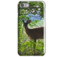 Timid but not so shy iPhone Case/Skin