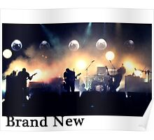Brand New live at Jannus Landing Poster