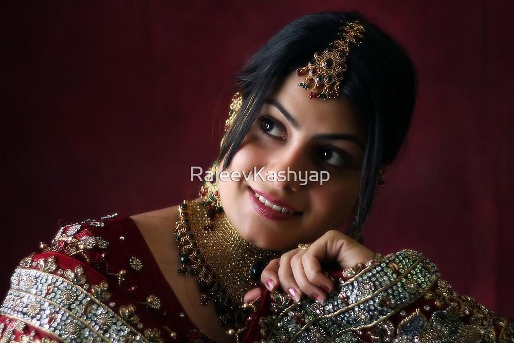 Wedding Portrait by RajeevKashyap