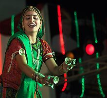 Terah Taal Dance of Rajasthan by Mukesh Srivastava