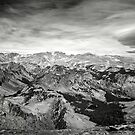 Beartooth Pass - Montana by Scott Denny
