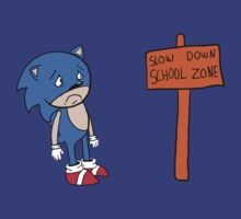 Slow Down School Zone by Cameron Smith