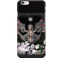 Gothic Fairy iPhone Case/Skin