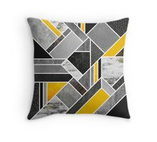 Big City Life Throw Pillow
