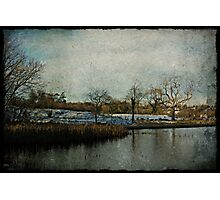 Vintage Winter in Ireland Photographic Print
