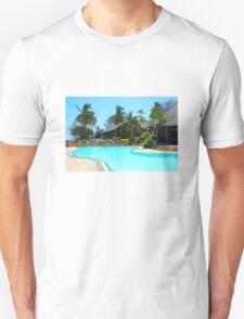 Diani Beach Resort in Mombasa, Kenya Unisex T-Shirt