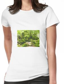Forestry Womens Fitted T-Shirt