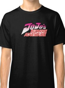 JoJo's Bizzare Adventure Classic T-Shirt