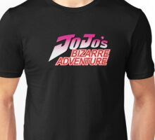 JoJo's Bizzare Adventure Unisex T-Shirt