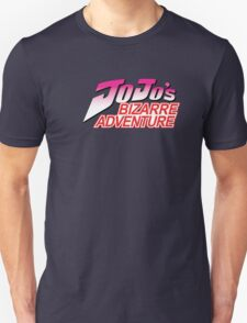 JoJo's Bizzare Adventure T-Shirt
