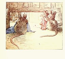 The Tailor of Gloucester Beatrix Potter 1903 0069 Mice Sewing and Sizing by wetdryvac