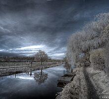 A Winter Wey by Martin Finlayson