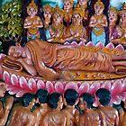 Images of Buddha. by Amanda Gazidis