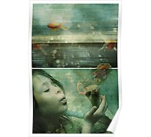 La Mer or the Power of the Imagination Poster