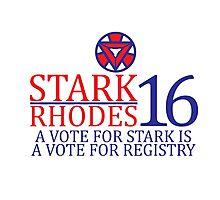 Stark Rhodes '16  Photographic Print