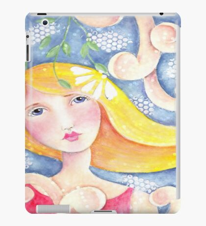 Whimsy Girl iPad Case/Skin