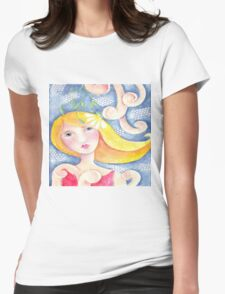 Whimsy Girl Womens Fitted T-Shirt