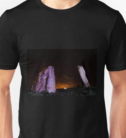 Star Trails! Unisex T-Shirt