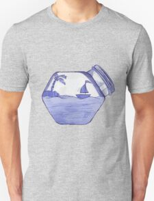 Sail the sea Unisex T-Shirt