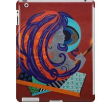 The Power & Fire of Woman's Will iPad Case/Skin