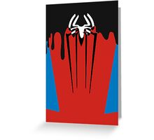 Spider-Man Symbiote Greeting Card