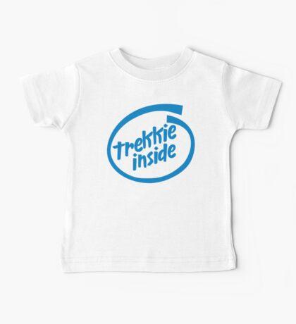 Trekkie Inside Baby Tee