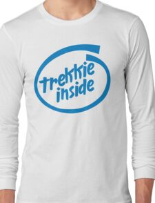 Trekkie Inside Long Sleeve T-Shirt