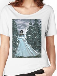 Circe Nymph Snow Queen Shirts & Stickers Women's Relaxed Fit T-Shirt