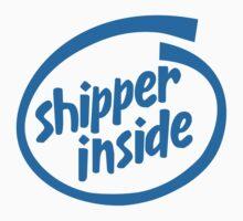 Shipper Inside by tuliptreetees