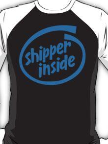 Shipper Inside T-Shirt