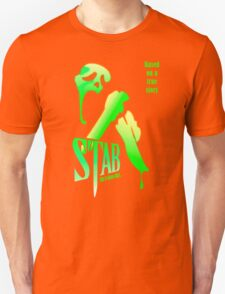 Stab (from the Scream movie) T-Shirt