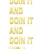 Doin' it. by supercena