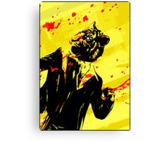 Hotline Miami Tony Canvas Print