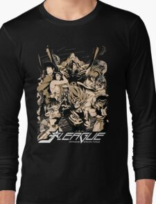 ANIME J-LEAGUE | JAPANESE SPECIAL FORCE Long Sleeve T-Shirt