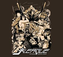ANIME J-LEAGUE | JAPANESE SPECIAL FORCE T-Shirt