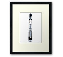 3rd Doctor's sonic screwdriver Framed Print