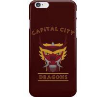 Capital City Dragons iPhone Case/Skin