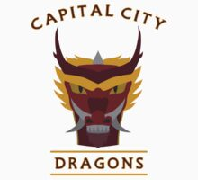 Capital City Dragons Kids Tee