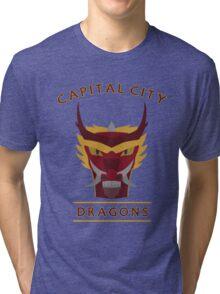 Capital City Dragons Tri-blend T-Shirt