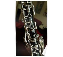Bb Clarinet ... Old Friend Poster
