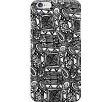 PATTERNS OF MATRIX iPhone Case/Skin