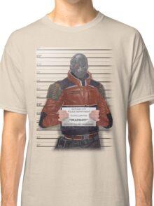 Suicide Squad - Deadshot Classic T-Shirt