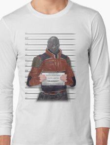 Suicide Squad - Deadshot Long Sleeve T-Shirt