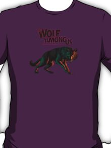 The Wolf Among Us - Wolf Form T-Shirt