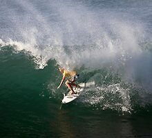 Coco Ho At 2010 Vans Duel for the Jewel by Alex Preiss