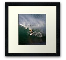 Coco Ho At 2010 Vans Duel for the Jewel Framed Print