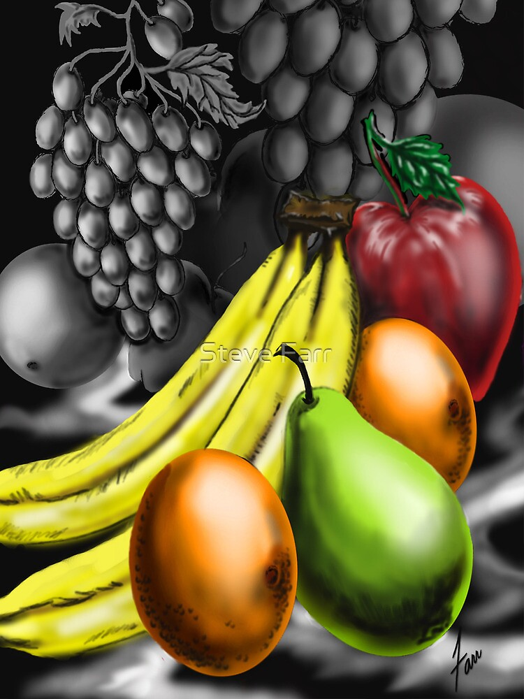 """""""...And Speaking Of Fruit..."""" by Steve Farr"""