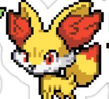 Kalos Region Pixel Starters Sticker
