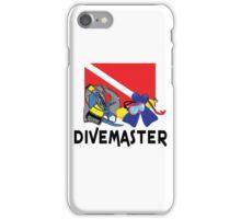 SCUBA Divemaster iPhone Case/Skin