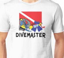 SCUBA Divemaster Unisex T-Shirt